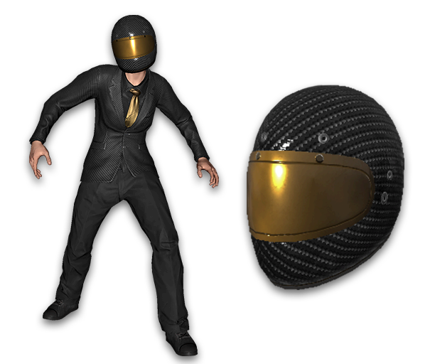 Risky Business Motorcycle Helmet