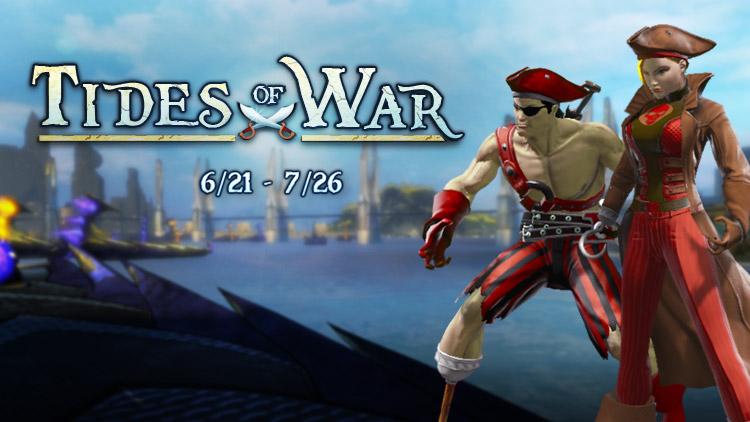 Tides of War Summer Event!