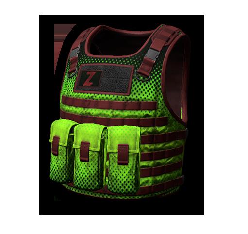 Toxic Body Armor