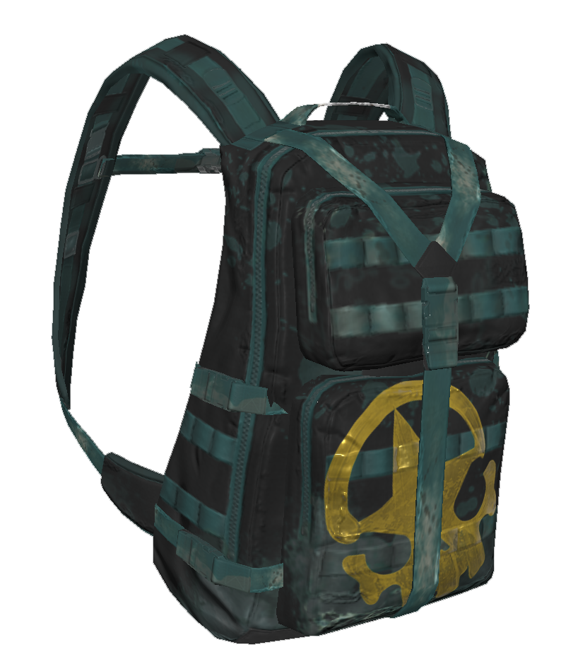 Tribute Military Backpack