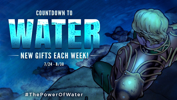 Countdown to Water Powers: Week Six! (Updated August 28!)