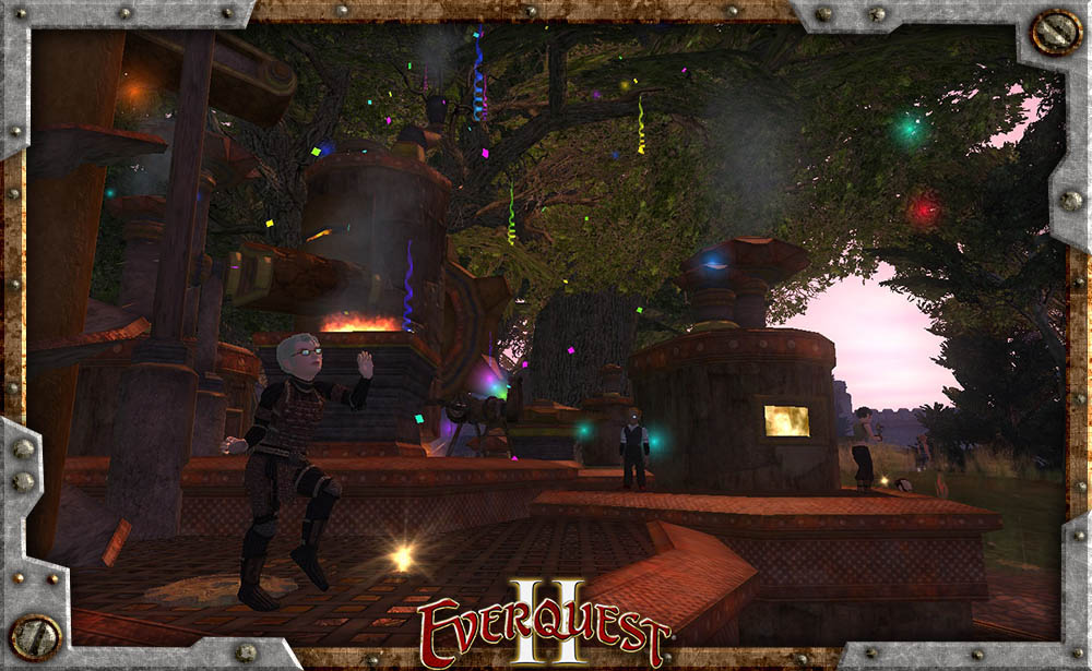 EverQuest II - News - Tinkerfest is LIVE! Ends Aug 2