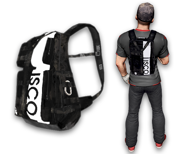 ISCO Military Backpack