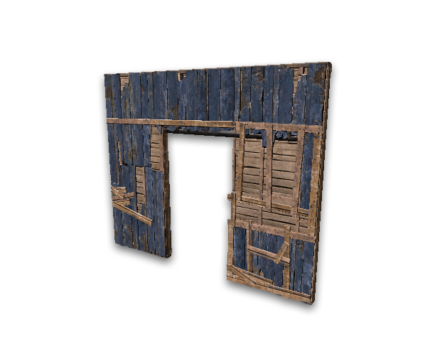 Blue Wood Stronghold Recipes
