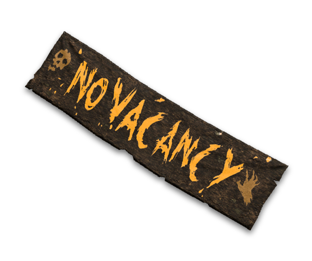 Banner: No Vacancy Recipe