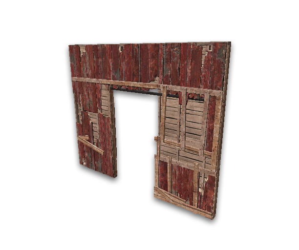 Red Wood Stronghold Recipes