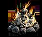 Skull Campfire Recipe