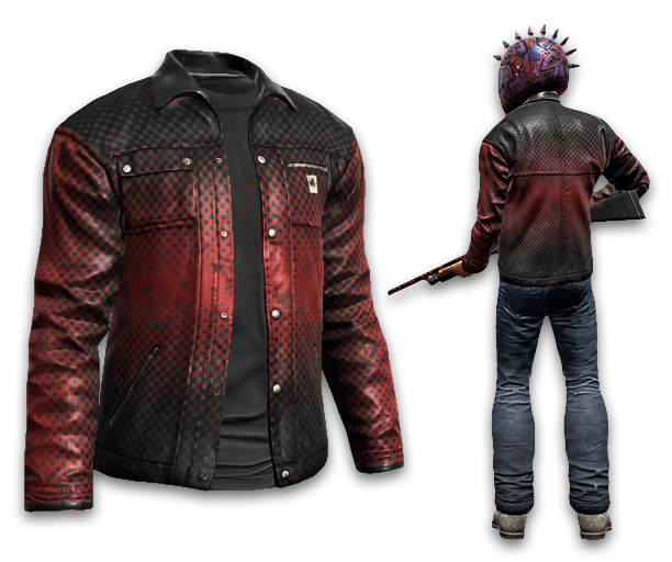 Blood Drinker Jacket