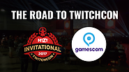 We're on the Road to TwitchCon at gamescom!
