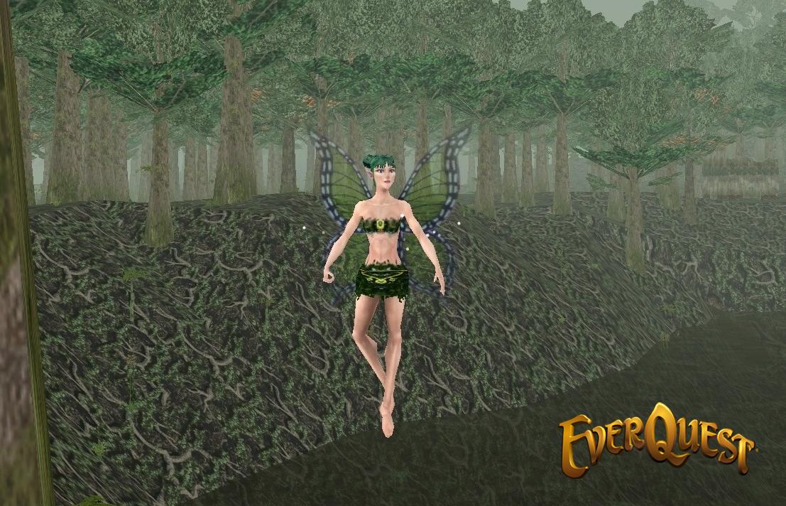 Forest Fairy Illusion