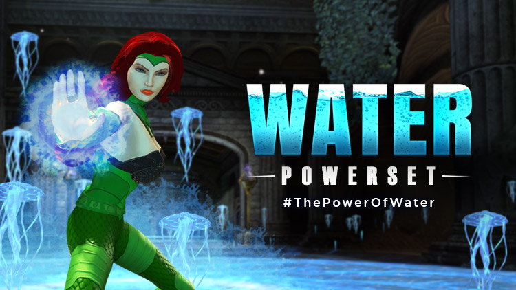 Now Available: Water!