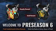 Welcome to Preseason 6!