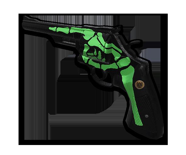Green Bone .44 Magnum