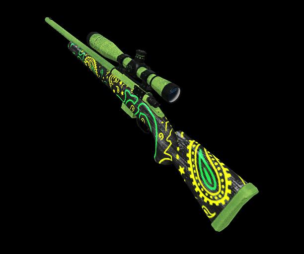 Muertos .308 Hunting Rifle