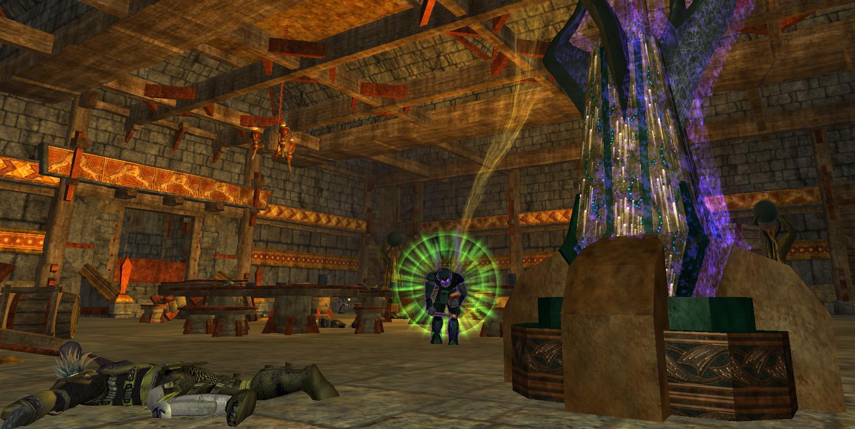 EverQuest II - News - Expansion Prelude Event: Strange
