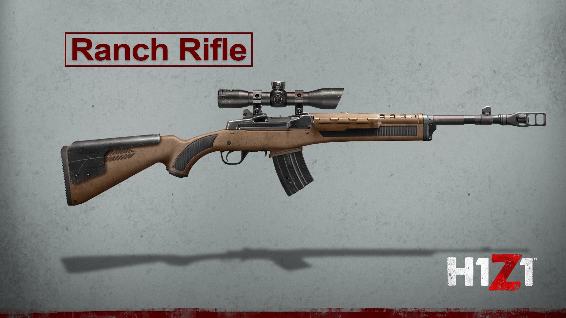 100 Pictures of H1Z1 Combat Shotgun