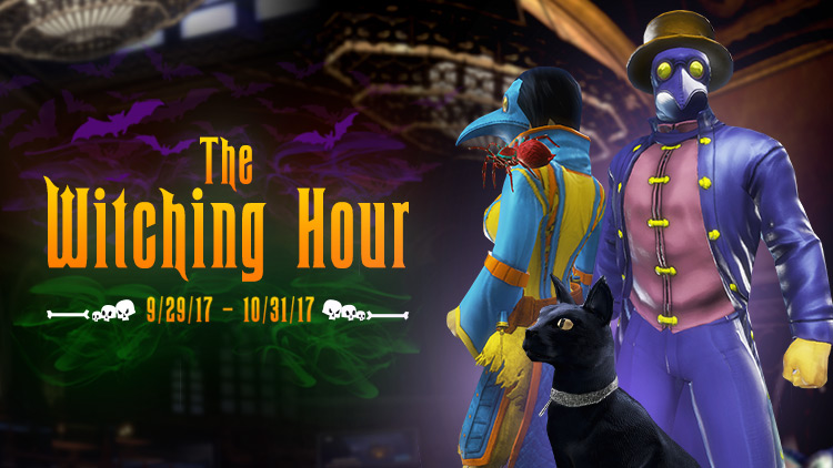 The Witching Hour Returns! Plus, Free Gifts!