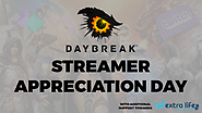 We're Celebrating Streamer Appreciation Day!