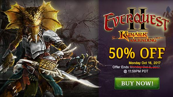 Kunark Ascending Sale