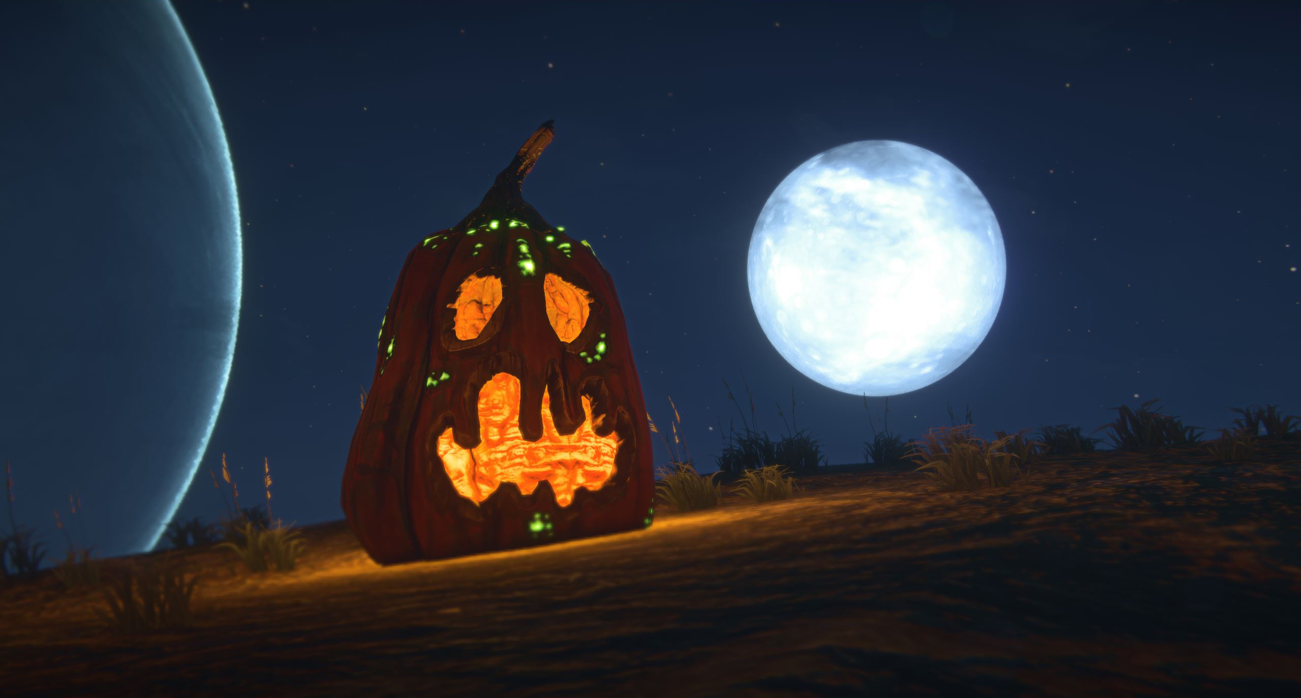 PlanetSide 2 Pumpkin