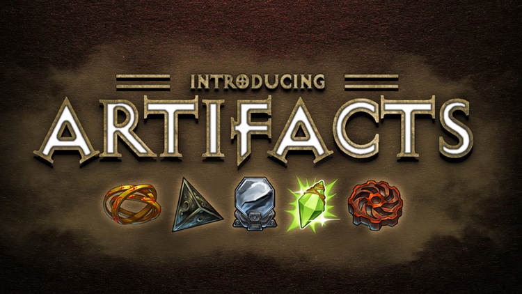 Development Update: Artifacts!