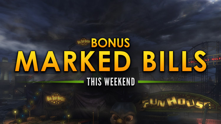 Bonus Marked Bills Weekend! October 26-29