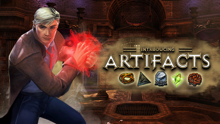 Now Available: Artifacts!