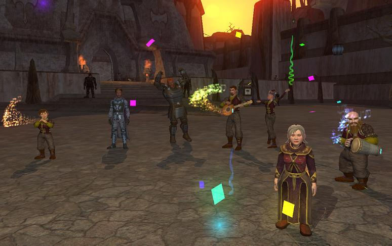 Army of Obliteration in Everquest 2 on Antonia Bayle