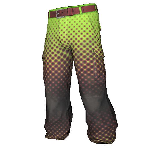 Toxic Cargo Pants