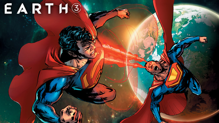 New Event & Episode: EARTH 3!
