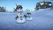 Snowy Soldiers are Heading to Auraxis!