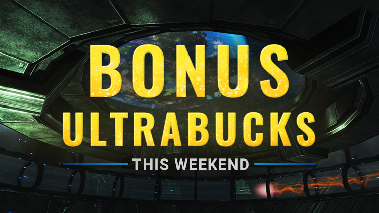 Bonus Ultrabucks Weekend! December 14-17