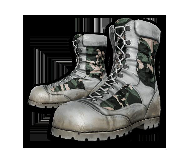Alpine Combat Boots