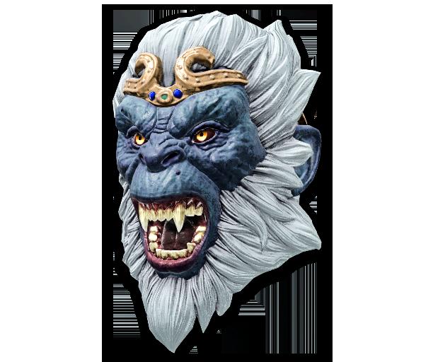 Mask of the Yeti