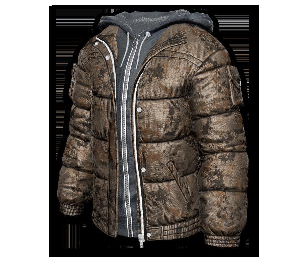 Seasoned Survivalist Jacket