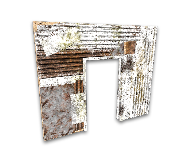 White Metal Stronghold Recipes