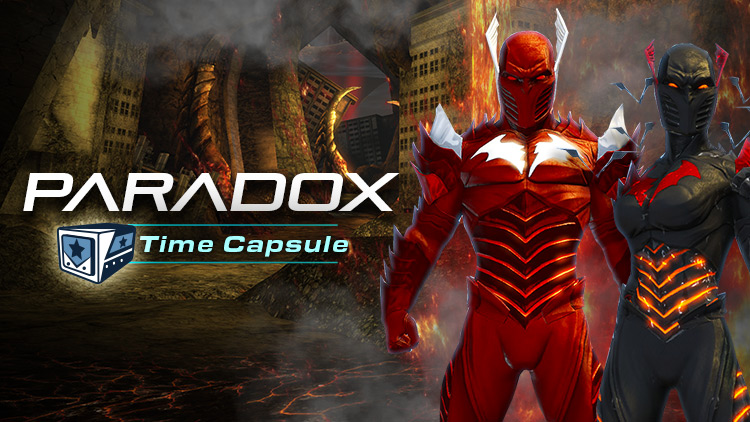 Paradox Time Capsule!