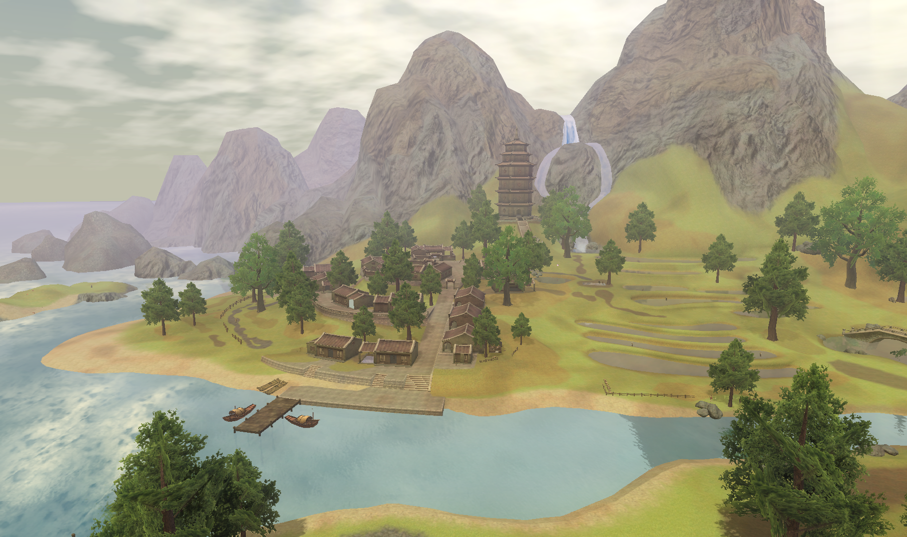 The Village of Shin