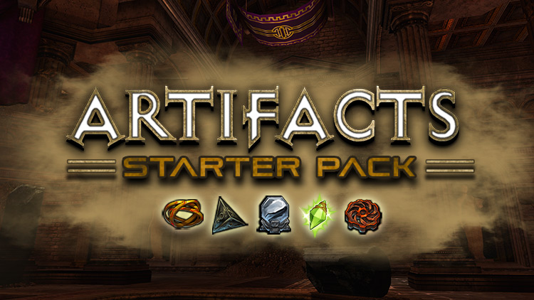 New Artifacts Starter Pack!