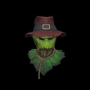 Toxic Scarecrow Mask