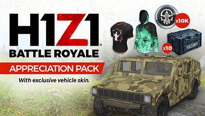 Battle Royale Game H1Z1 Is Now Free To Play