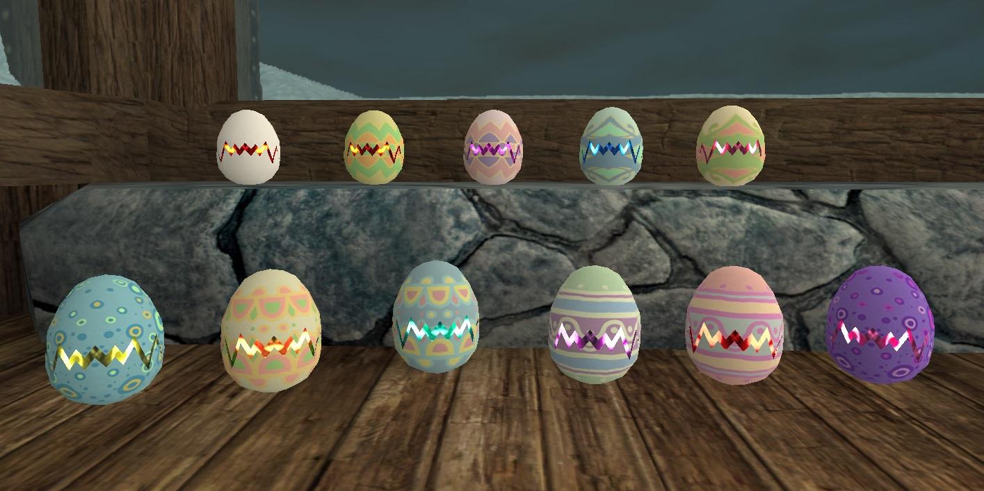 All Beast'r Eggs
