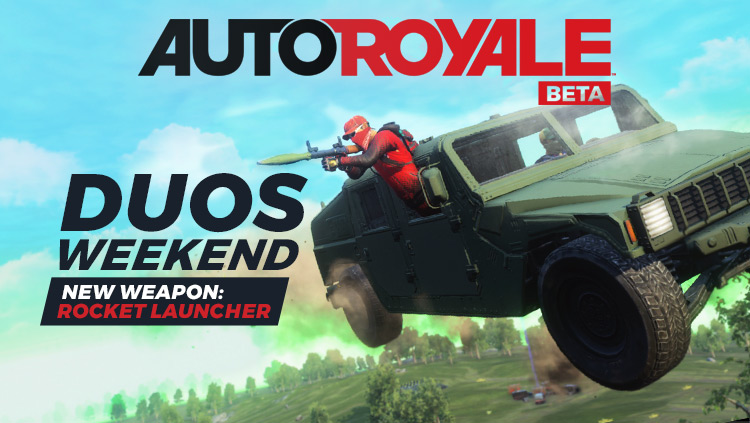 Auto Royale Duos Weekend
