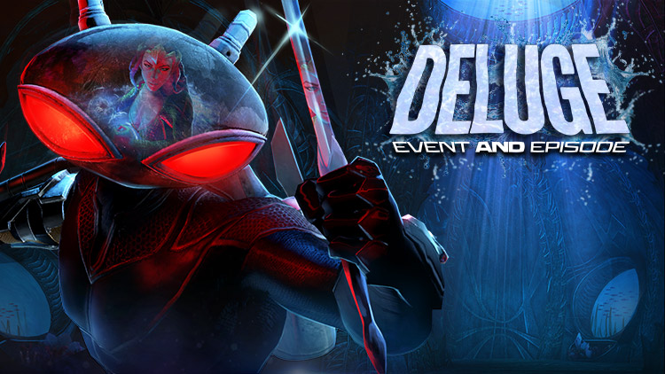 New Event & Episode: DELUGE!