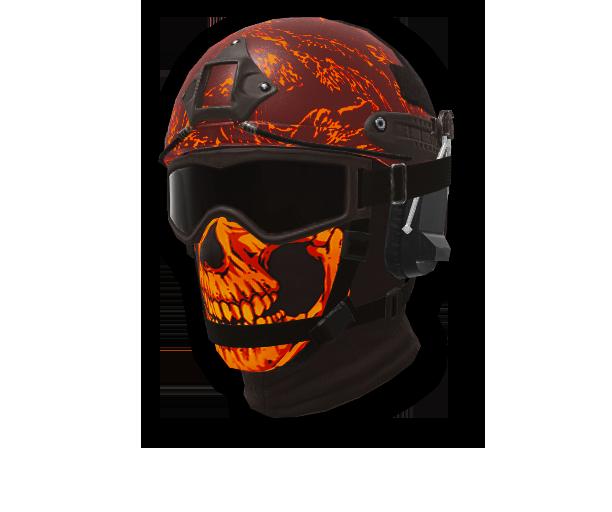 Firewalker Helmet