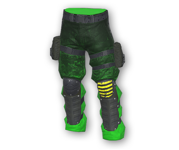 Virulent Military Pants
