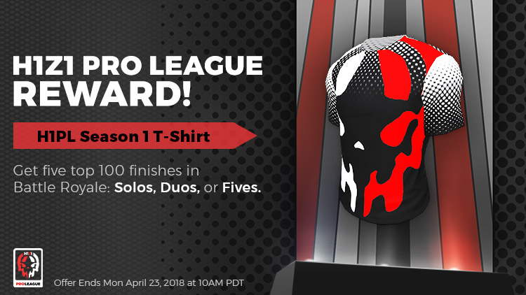 H1PL Season 1 T-Shirt
