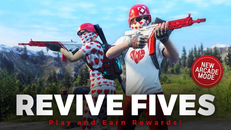 Revive Fives