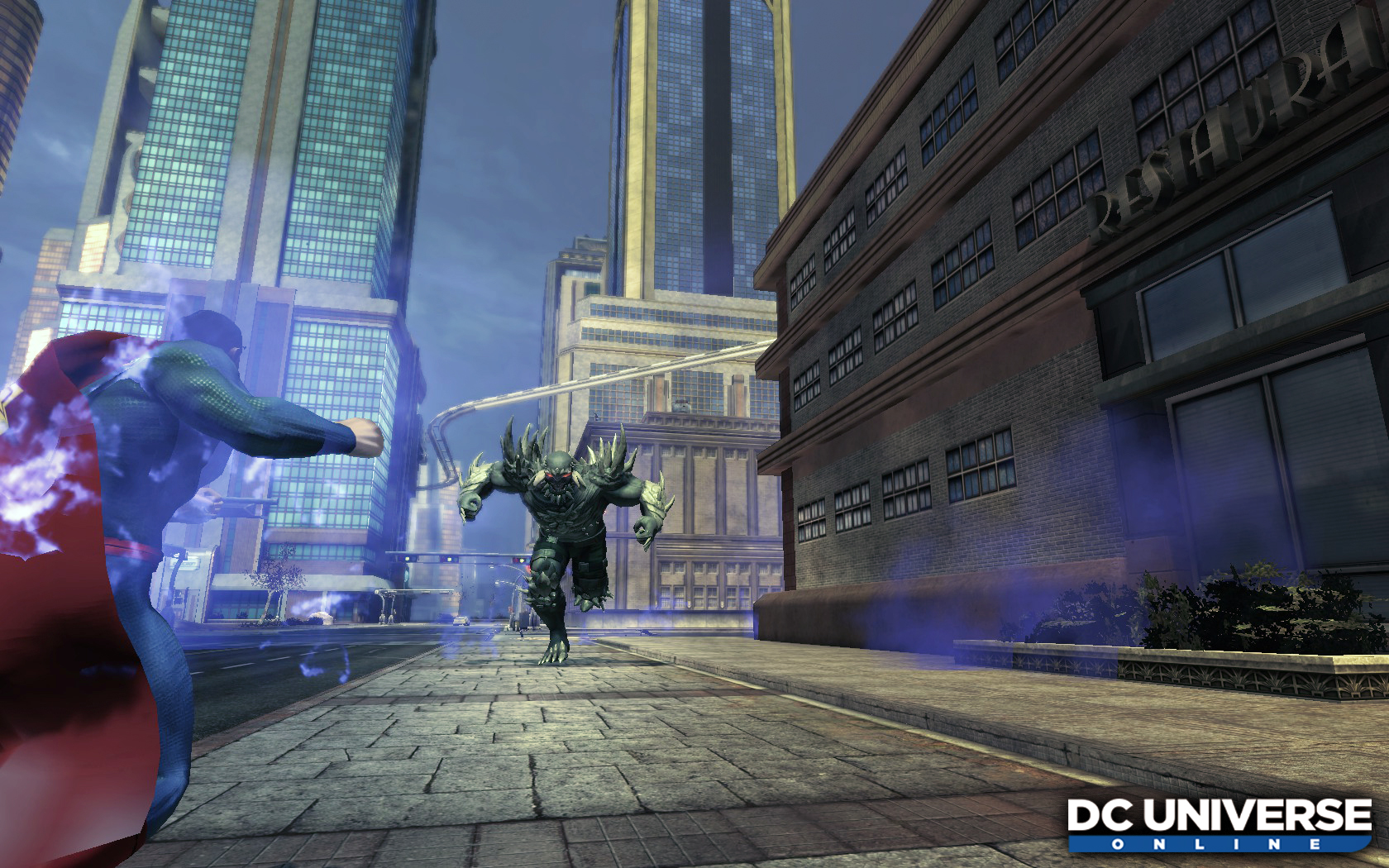 The Death of Superman: Part Three (Updated) | DC Universe Online