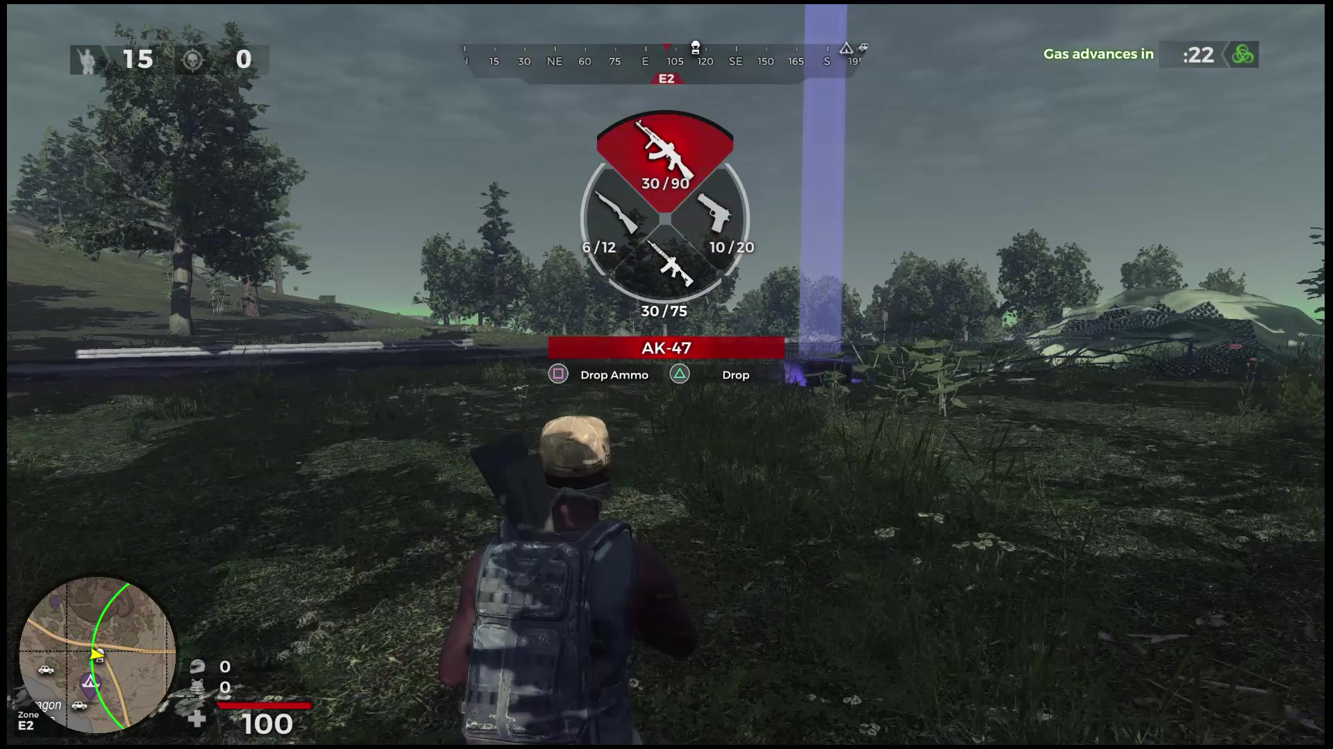 H1Z1 Open Beta is Now Live on PS4! | H1Z1 | Battle Royale